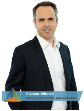 Richard Winnall Americold ANZ